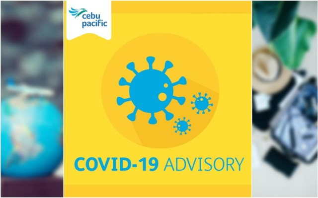 Cebu Pacific Air temporarily updates booking policies amid COVID-19 concerns | Cebu Finest