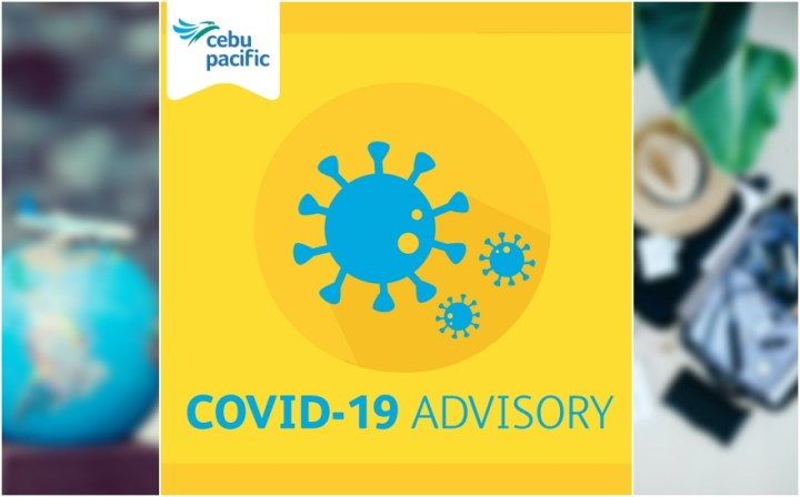 Cebu Pacific Air temporarily updates booking policies amid COVID-19 concerns | Cebu Finest