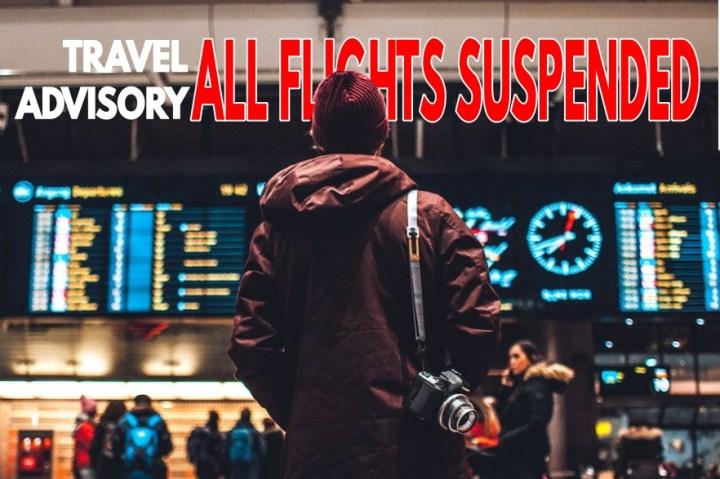 Cebu Pacific Air Travel Advisory: Suspension of all Flight Operations due to COVID-19 | Cebu Finest