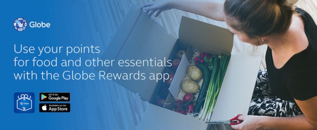 Redeem exciting points and gift vouchers from Globe Rewards   Cebu Finest