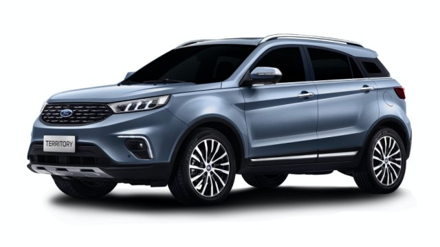All-new For Territory to be introduced in the Philippines | Cebu Finest