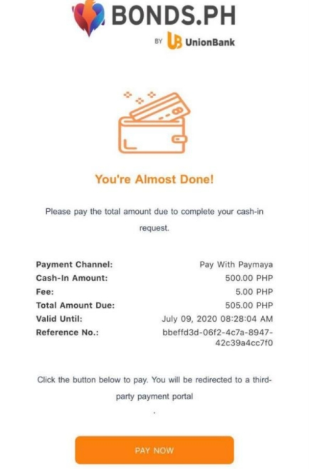 Invest in Gov't Retail Treasury Bonds using PayMaya | Cebu Finest