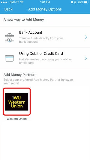 How to receive your Western Union Remittances via PayMaya | Cebu Finest