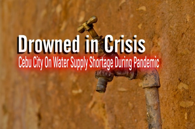 Cebu City on water supply shortage during pandemic | CebuFinest