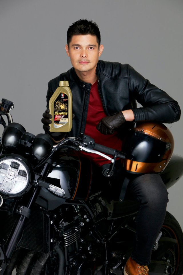 Dingdong Dantes | Enjoy increased reliability and engine efficiency with Havoline's proprietary C.O.R.E.+ Technology and ZOOMTECH | CebuFinest