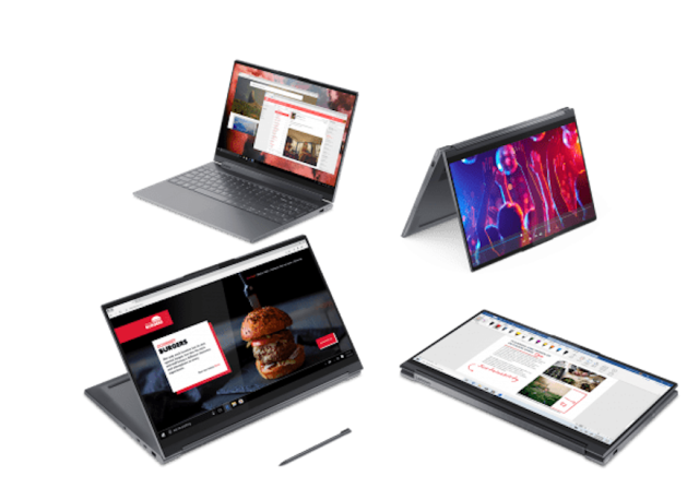 The 15-inch Yoga 9i is immersive in every mode   CebuFinest
