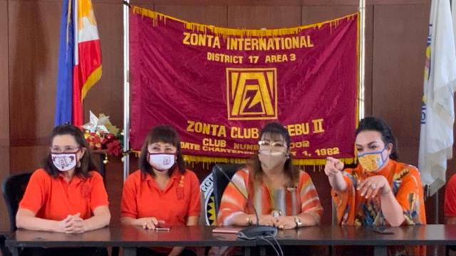 Zonta Club of Cebu II marks 18 days of activism against gender-based violence | CebuFinest