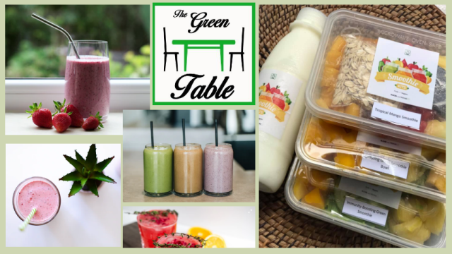 The 7-Day DIY Smoothie Kit by The Green Table | CebuFinest