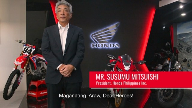 Philippine Red Cross recognizes Honda Philippines for humanitarian efforts during calamities | CebuFinest