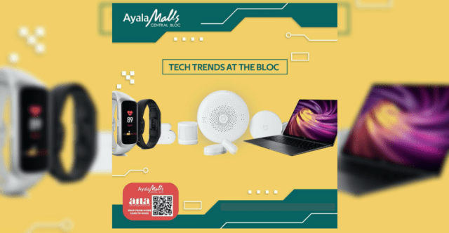Tech Things to Try at AyalaMalls Central Bloc | CebuFinest