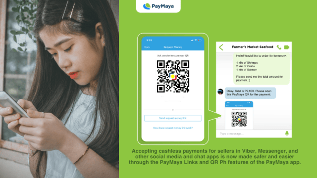 MSMEs and online sellers can now transact cashless payments via chat apps with PayMaya | CebuFinest