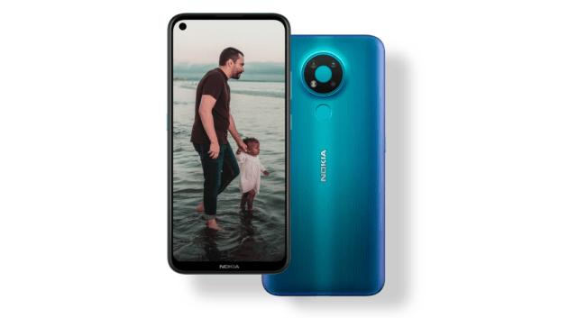 Enjoy rainy, cozy days with family Nokia 3.4 | CebuFinest