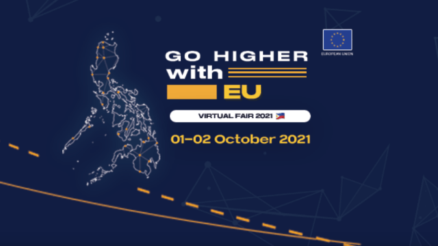 Go Higher with the EU in the 2021 Virtual European Higher Education Fair Philippines   CebuFinest
