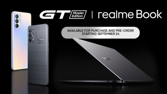 The new realme GT Master Edition, realme Book now available in the Philippines | CebuFinest