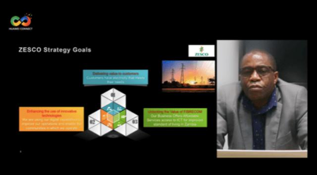 Felix Chifwaila, Senior Manager of Electro-Technical Services at ZESCO | CebuFinest