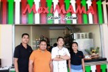 Chef Dennis and his team