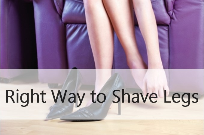 You proper way to shave your vagina probably, were