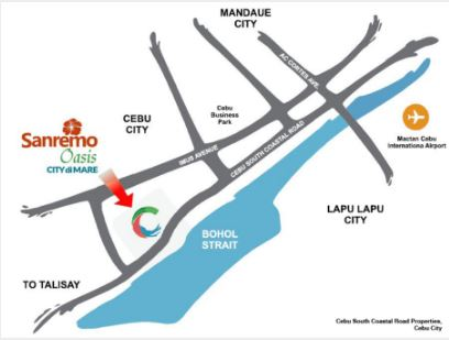 http cebusweethomes com san remo oasis city de mari in south reclamation area san remo oasis location