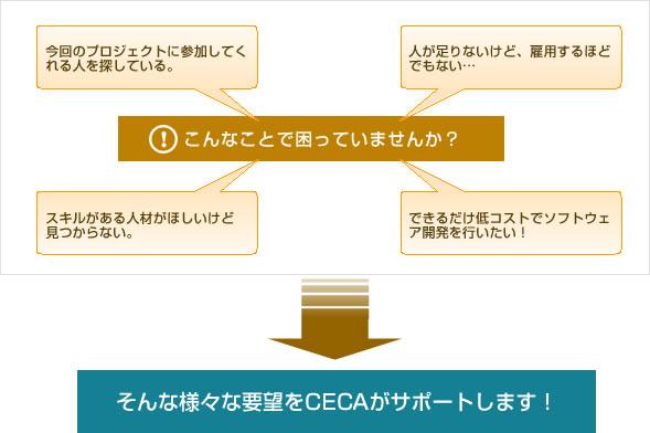 CEPAのサービス