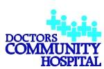 Doctors Community Hospital log