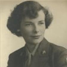 Mary Lawlor WAC photo