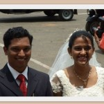 Wedding: 2007 Batch : Roshni and Ebi