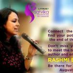 Meet Rashmi Bansal at CEC, at Satvika