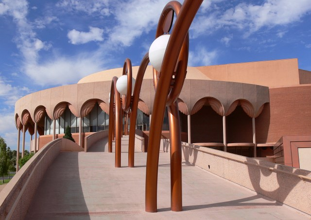 FLW Gammage Auditorium at ASU