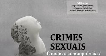 Workshop: Crimes sexuais - causas e consequências