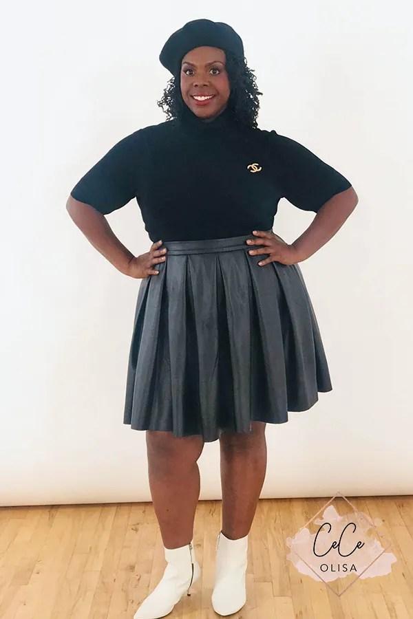 How To Create a Fall Plus Size Capsule Wardrobe   CeCe Olisa #PlusSize #PlusSizeFashion #PlusSizeCapsuleWardrobe