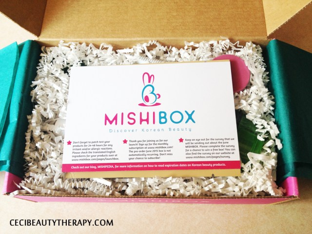 mishibox launch first june box