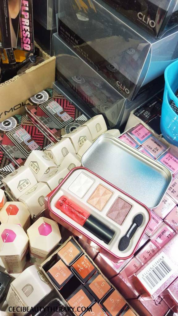 JKNLEE K-beauty Club Clio NYC Chinatown Sample Sale 2016 (16)