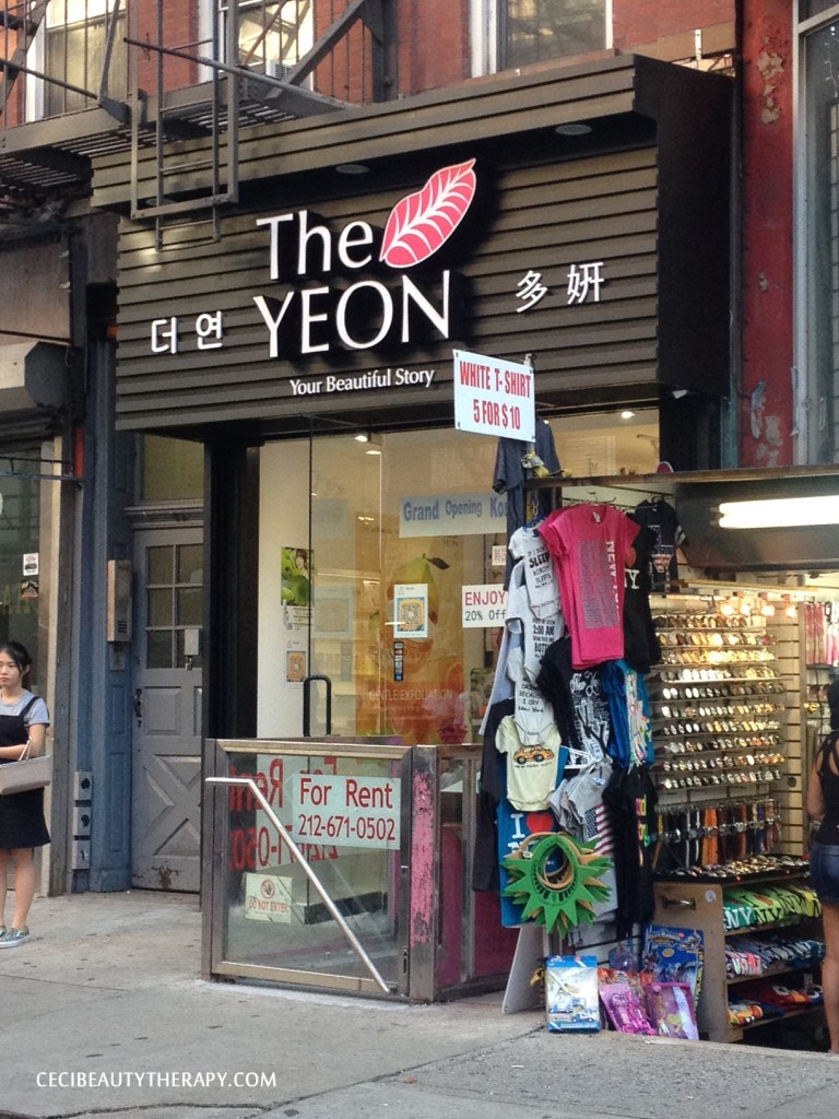 (CLOSED) Photo Tour: The Yeon – Chinatown, NYC