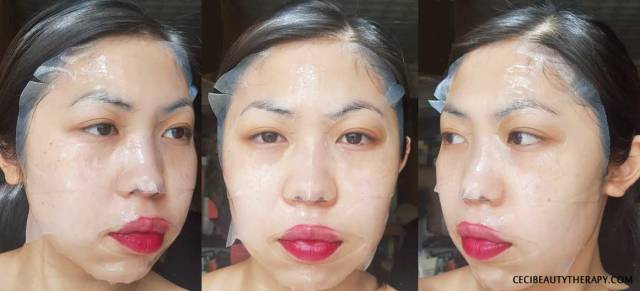 Jini Beauty Review Dry Mature Skin Feb16 (2) Illi Ginseng Facial Sheet Mask Hydrogel Total Aging Care