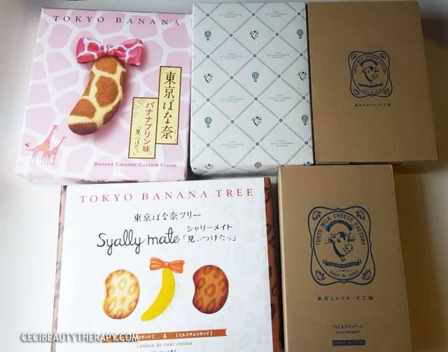 Japan Haul, Best Cookies to Buy