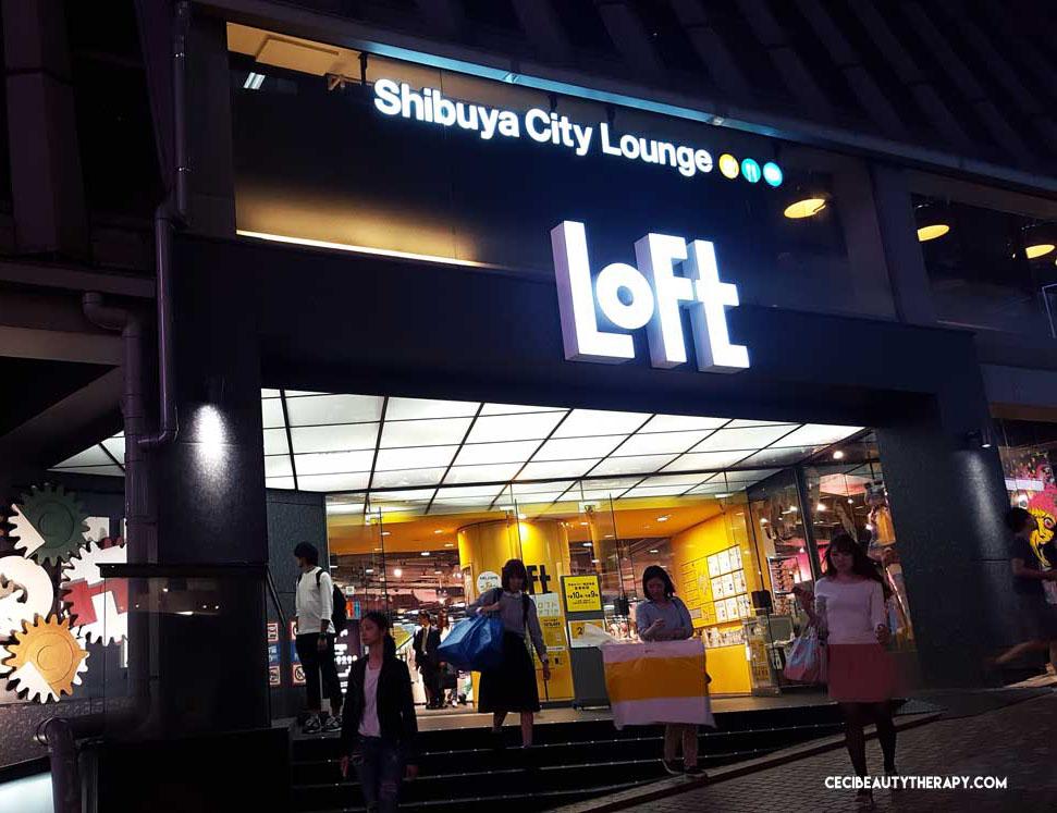 Photo Tour: Loft in Tokyo, Japan – Shibuya Location