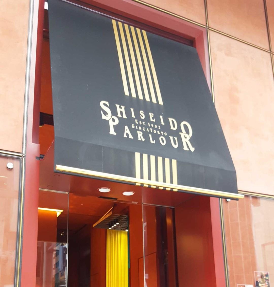 Photo Tour: Shiseido Parlour – Ginza, Japan