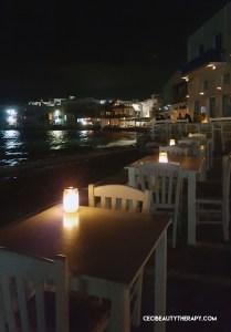 Little Venice at night