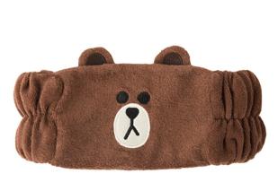 Brown Headband $12.95