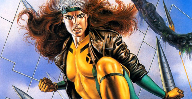 Rogue X-Men Days of Future Past