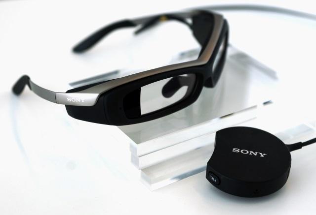 Sony SmartEyeglass