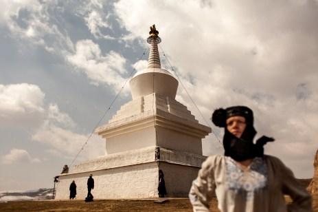 Quase budismo China , 2014 © ceci de f