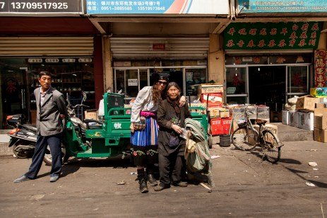 garrafas de plástico e Amor China , 2014 © ceci de f