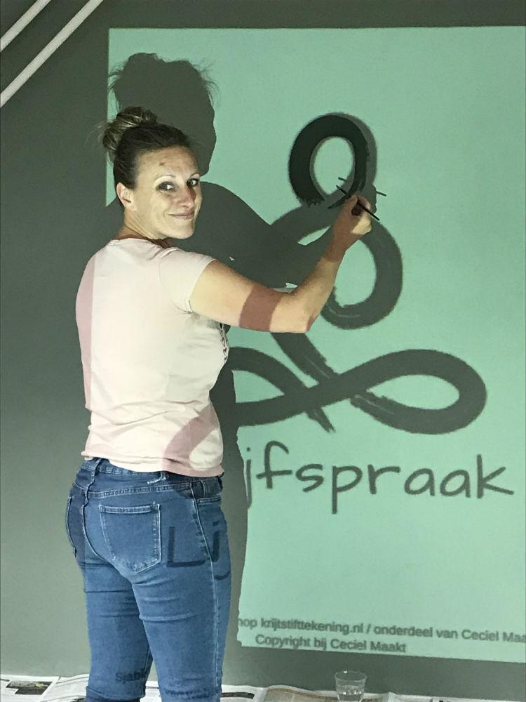 muurtekening maken, muurschildering maken, muurschildering op maat, muurtekening op maat, muurtekening met beamer, muurtekening met projector