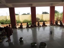 Dinning-Hall im Girlshouse