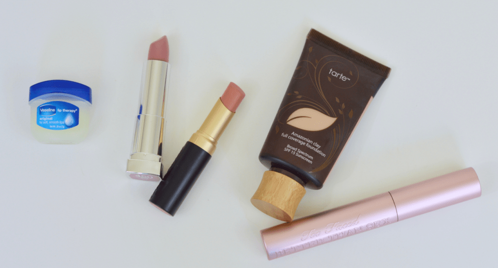 top 5 favorite makeup products