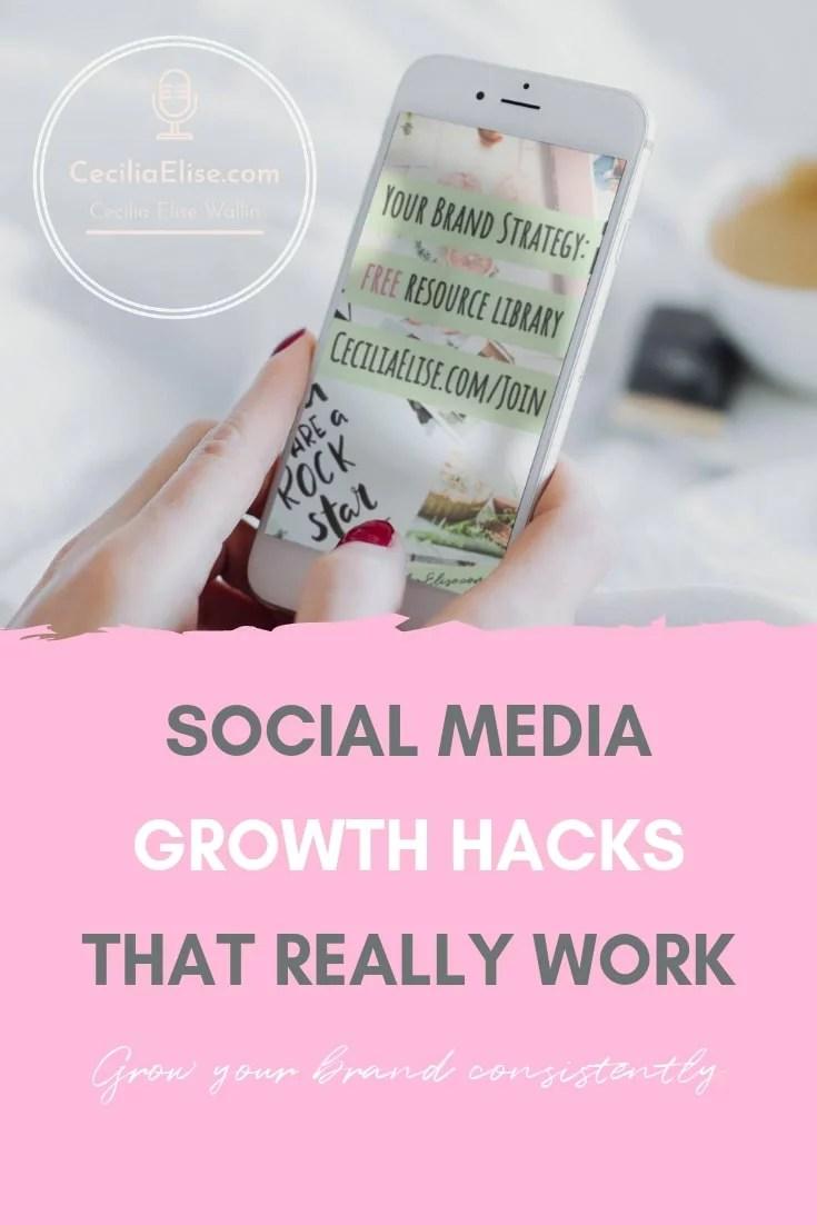 Social Media Growth Hacks that Really Work