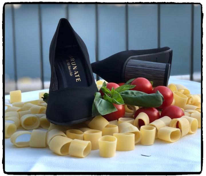 skor och pasta