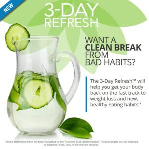 3 day - need a break