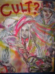 Compassion is a cult by (c) Ceciliawyu, 2008